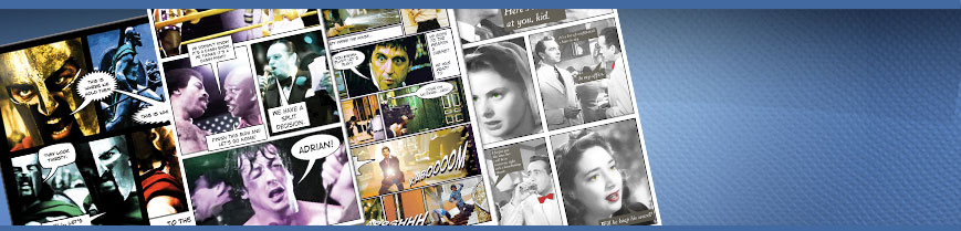 Comic Prints Of Films