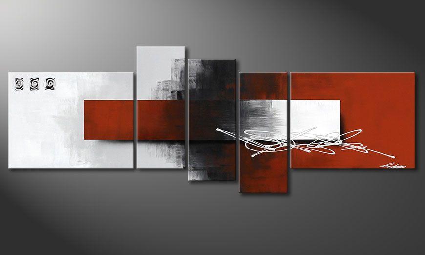 Beautiful painting Follow your Dream 160x60x2cm