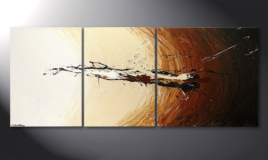 Painting Power of Earth 170x70x2cm