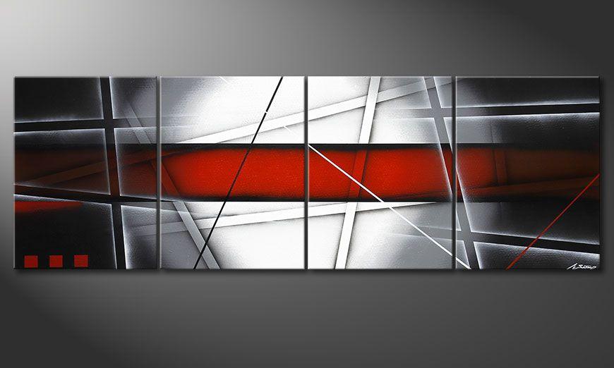 XXL wall art Focus on Essentials 240x80x2cm