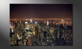 Art print 'Big Apple'