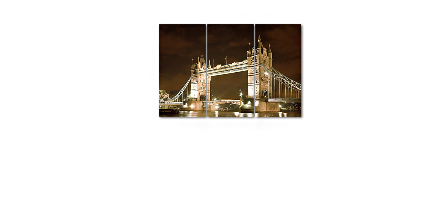Canvas print Tower Bridge 120x80cm