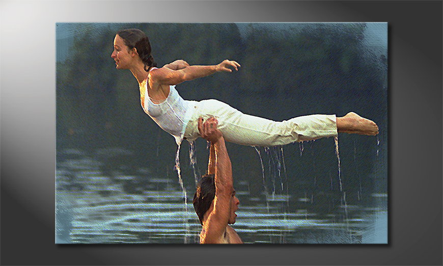 Art-print-Dirty-Dancing-Moment