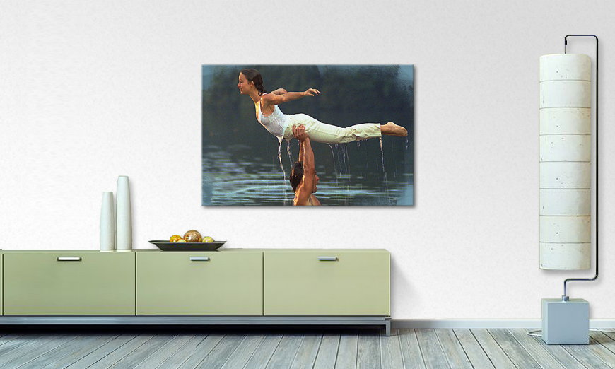 Art print Dirty Dancing Moment