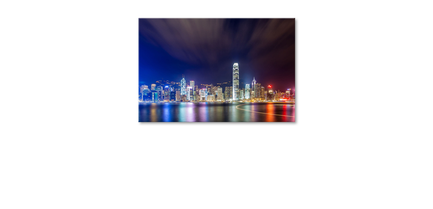 Art-print-Hongkong-at-Night