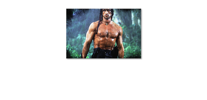 Art-print-Rambo-Moment