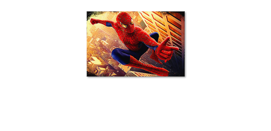 Art-print-Spiderman-Moment