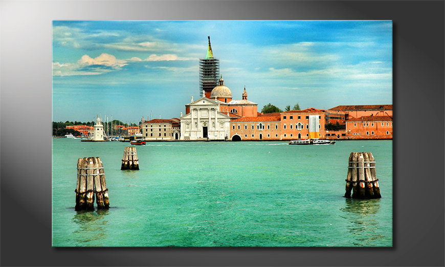 Art print Venice in 6 sizes