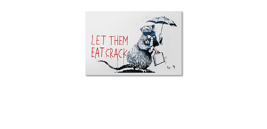 Canvas-print-Banksy-No16