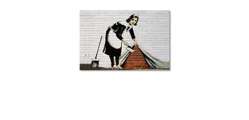 Canvas-print-Banksy-No19