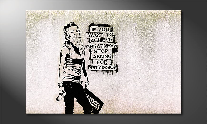Canvas-print-Banksy-No7