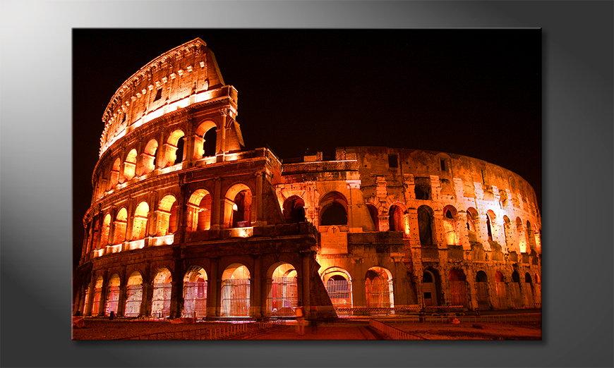 Canvas print Colosseum