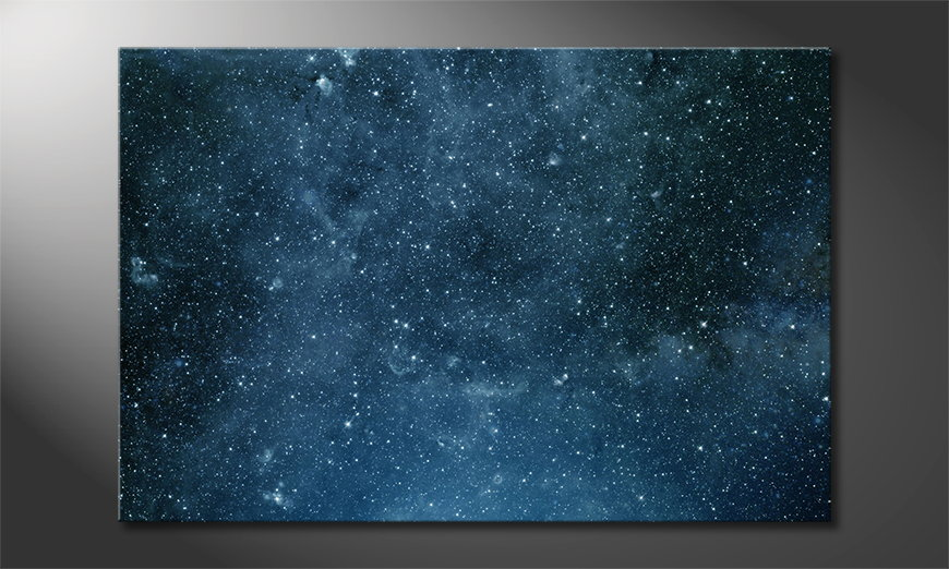 Canvas-print-Endless-Space