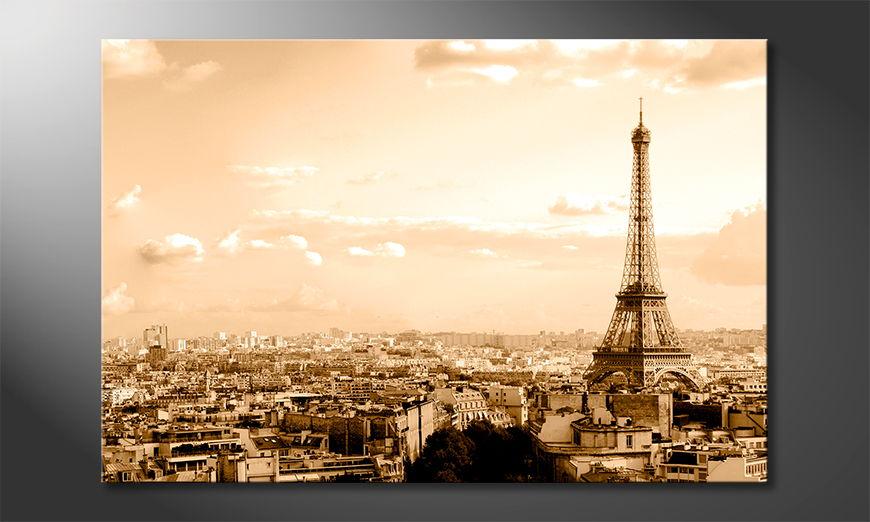 Canvas print Paris II