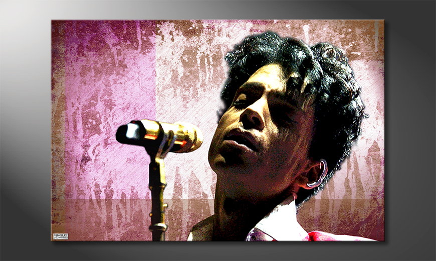 Canvas print Prince
