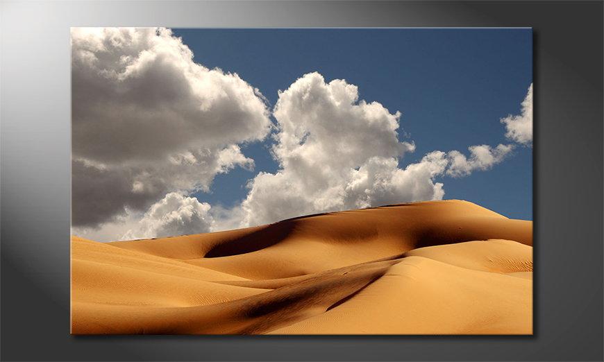 Canvas print Sand Dunes