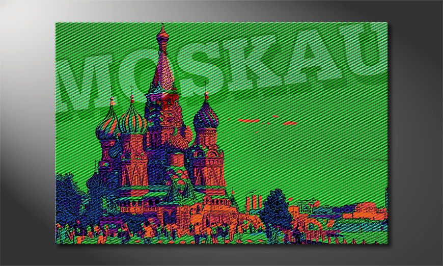 Modern-Canvas-print-Moscow