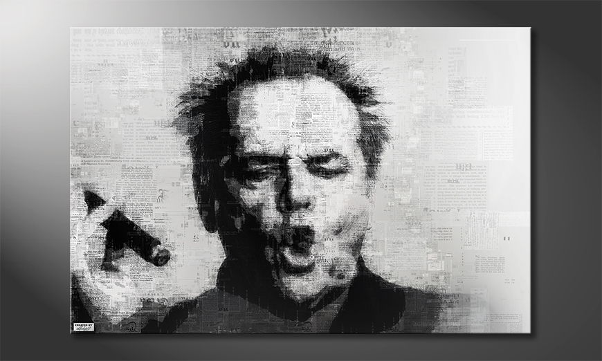 The modern art print Jack