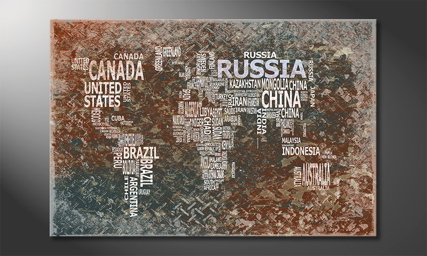 The-modern-art-print-Worldmap-8