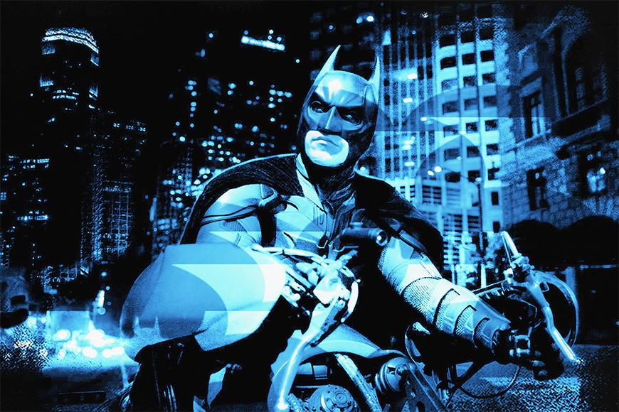 Photo-wallpaper Batman from 120x80cm