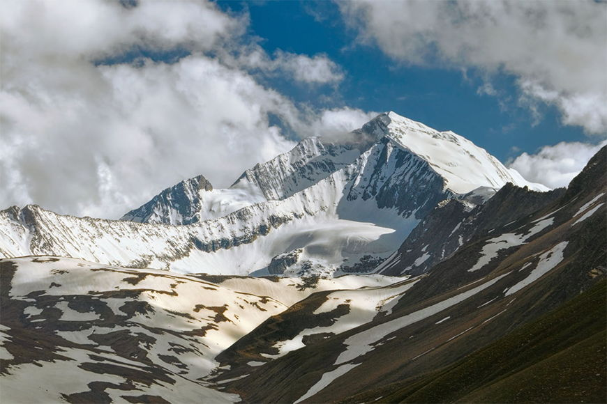 Photo-wallpaper Himalaya from 120x80cm