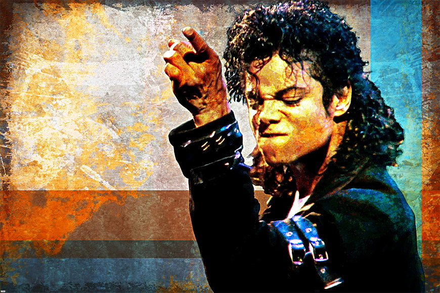 Photo-wallpaper Jacko from 120x80cm
