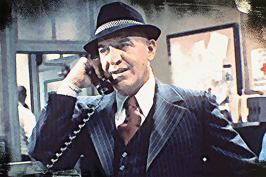 Photo wallpaper Kojak from 120x80cm