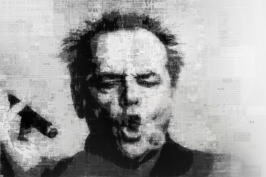 Photo-wallpaper Nicholson from 120x80cm