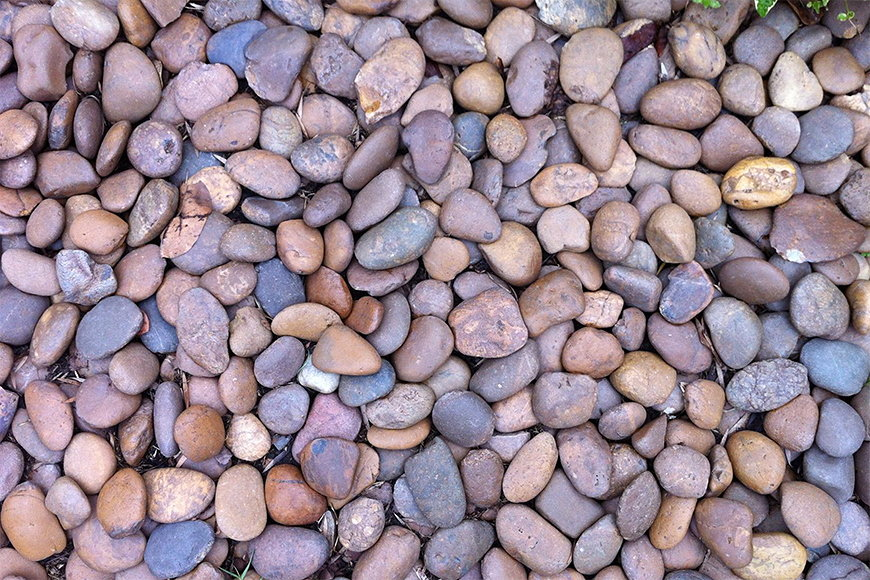 Photo-wallpaper Pebbles from 120x80cm