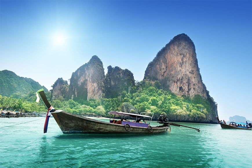 Photo-wallpaper Thailand dream from 120x80cm