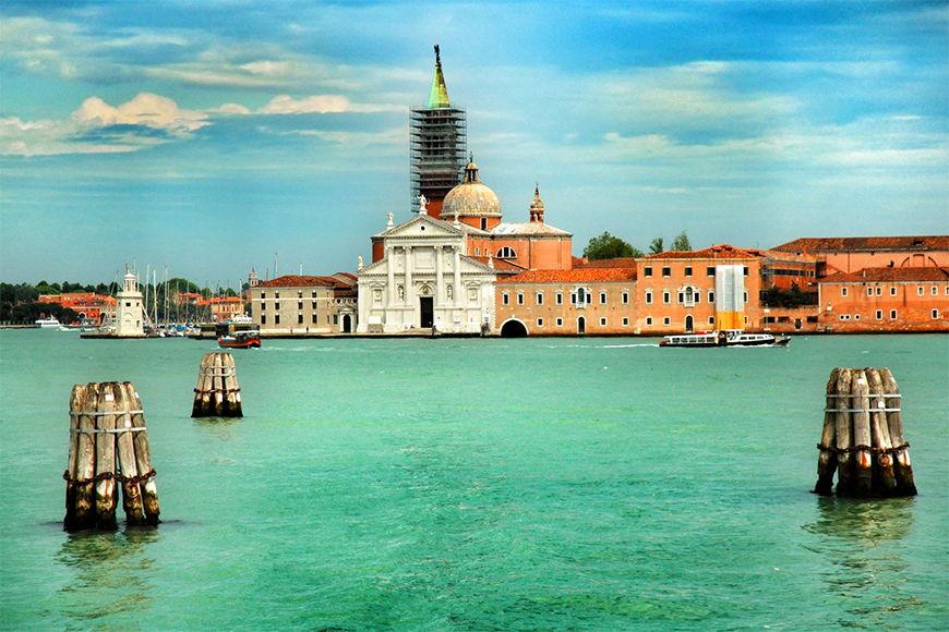 Photo-wallpaper Venice in 6 Größen