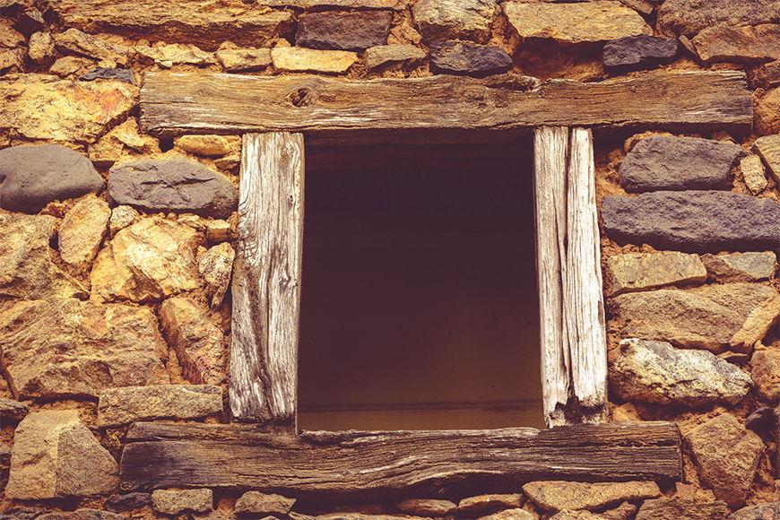Photo-wallpaper Vista from 120x80cm