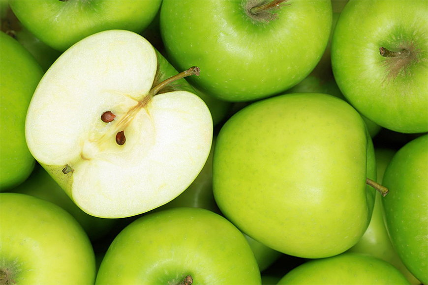 Wallpaper Apple from 120x80cm