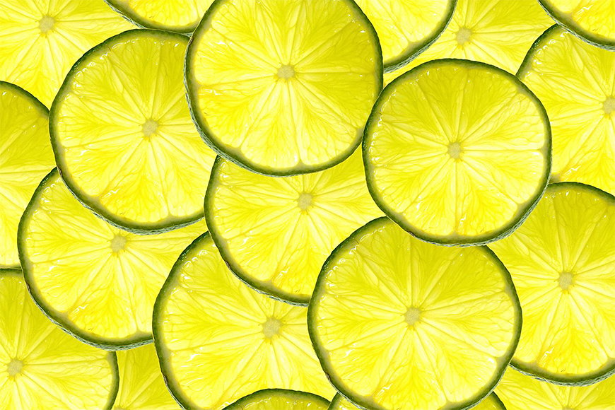 Wallpaper Lime from 120x80cm